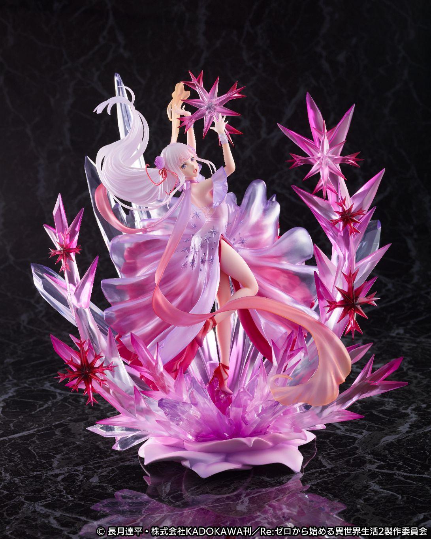 Re:ゼロから始める異世界生活 氷結のエミリア -Crystal Dress Ver-