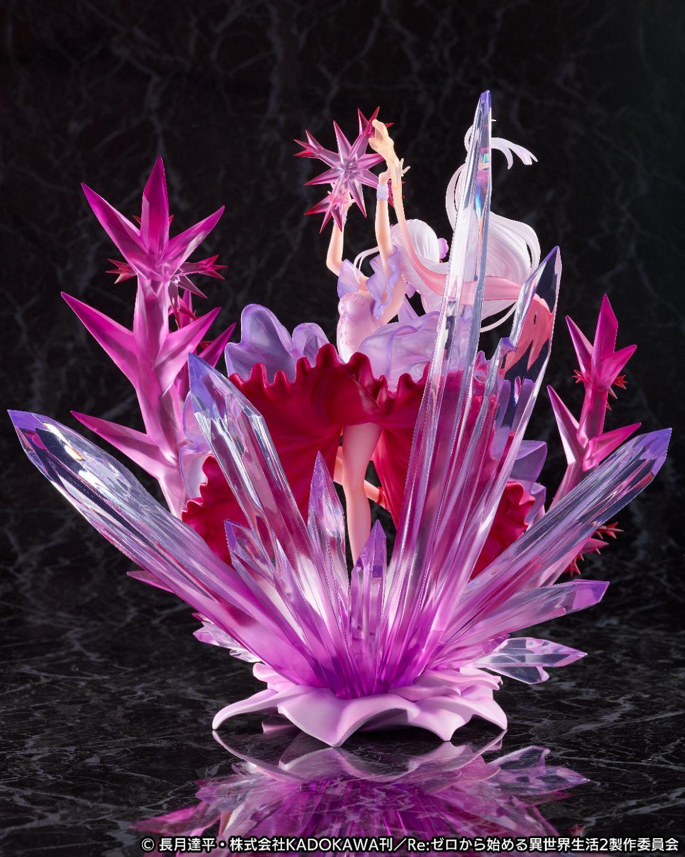 ゼロから始める異世界生活 氷結のエミリア -Crystal Dress Ver-