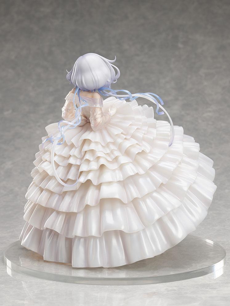 紺野純子 -ウエディングドレス- 1/7スケールフィギュア